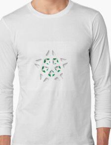 Star illustration Long Sleeve T-Shirt