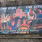 The London Dungeon by phil decocco