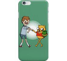 Finnie the Pooh iPhone Case/Skin