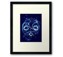mononoke nebula Framed Print