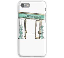 Tiffany shopfront iPhone Case/Skin