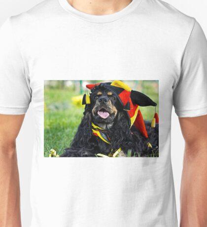 Deutschland, American Cocker Spaniel Unisex T-Shirt