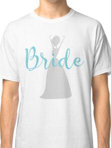 bride Silhuette Classic T-Shirt