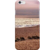 Dusk by the Sea iPhone Case/Skin