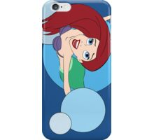 Ariel Splash! iPhone Case/Skin