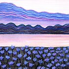 Perfect Pastels - Jacaranda Hues by Georgie Sharp