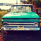 Retro Chevy Truck by ShellyKay
