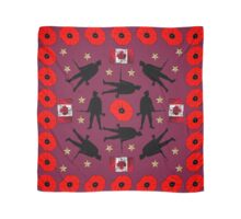Remembrance Day Scarf