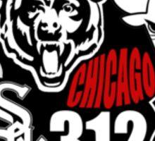 CHICAGO STYLE Sticker