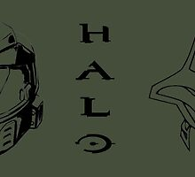Clash of the Titans - Halo  by CanisPicta