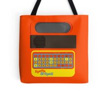 Speak Spell Tote Bag