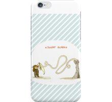 Dwarf Alarm iPhone Case/Skin