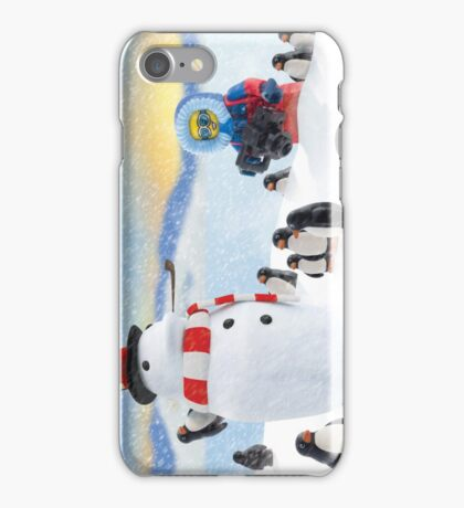 'Snow Way You Made That iPhone Case/Skin
