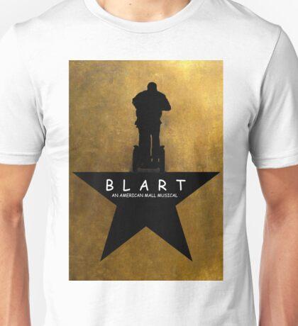 Blart: An American Mall Musical Unisex T-Shirt