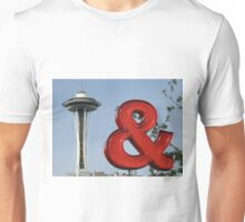 Iconic Seattle Photographs Unisex T-Shirt
