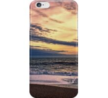 Beach at Sunset iPhone Case/Skin