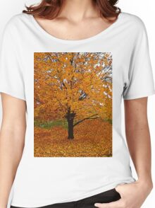 Autumn Impressions #3 Women's Relaxed Fit T-Shirt