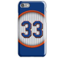 33 - Real Deal iPhone Case/Skin