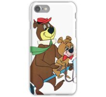 Yogi Bear & Boo Boo iPhone Case/Skin