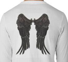 Bad Angel Wings Long Sleeve T-Shirt