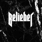 Belieber - Black & White Marble by ourjb