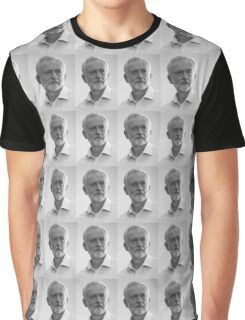 Jeremy Corbyn Merch Graphic T-Shirt
