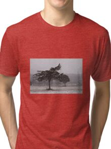 Snow Squall  Tri-blend T-Shirt