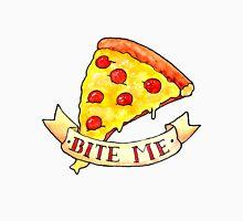BITE ME pizza Unisex T-Shirt