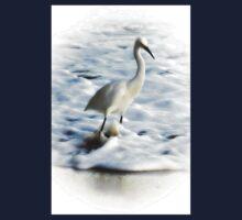Snowy Egret Kids Clothes