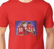 The Invincibles - Bergkamp & Henry Unisex T-Shirt