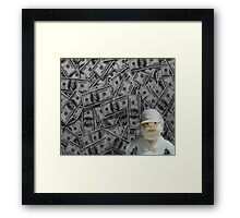 Hail Mary Mallon Framed Print