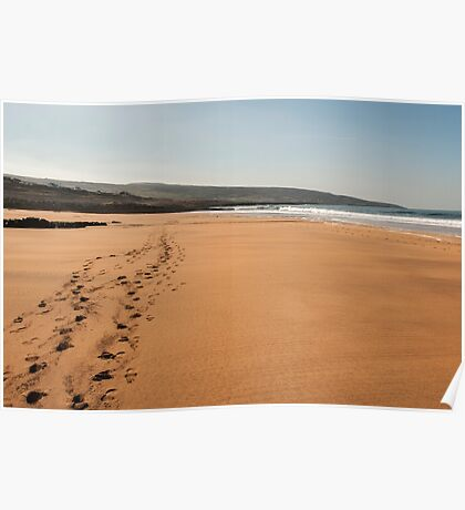 Fanore beach Poster