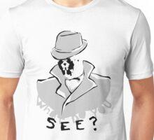 Read his face Unisex T-Shirt