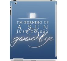 If it's my last chance to say it... iPad Case/Skin
