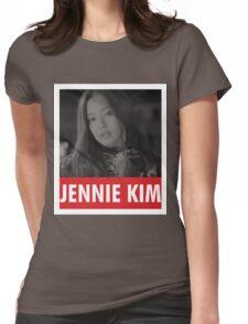 BLACKPINK - Jennie Kim Womens Fitted T-Shirt