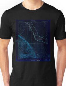 USGS TOPO Map California CA Charleston School 295989 1922 31680 geo Inverted Unisex T-Shirt