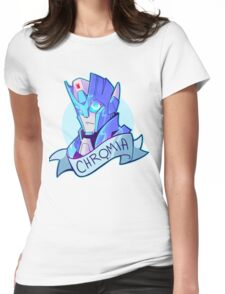 Chromia Womens Fitted T-Shirt