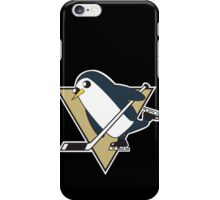 Pittsburgh Penguins featuring Gunter Mashup iPhone Case/Skin
