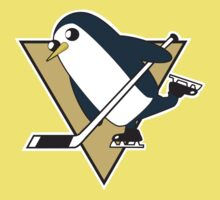 Pittsburgh Penguins featuring Gunter Mashup Kids Clothes