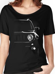 Jeep Renegade, jeep 2015 Women's Relaxed Fit T-Shirt