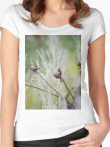 Silver Threads Women's Fitted Scoop T-Shirt