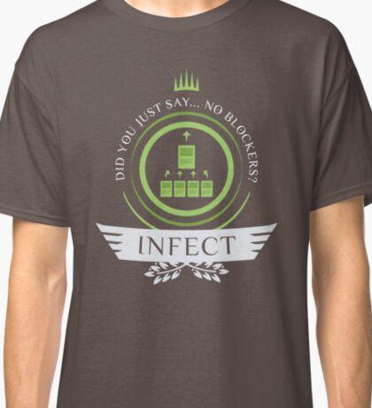 Magic the Gathering - Infect Life V2 Classic T-Shirt