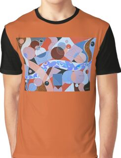 HERE'S LOOKIN' ATCHA Graphic T-Shirt