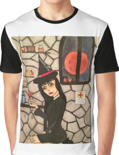 Blood Witch Graphic T-Shirt