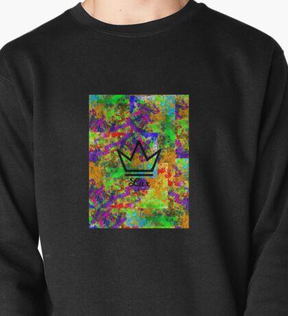 Rainbow Lux Pullover