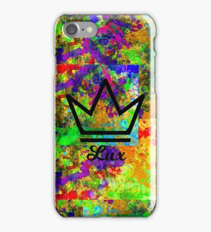Rainbow Lux iPhone Case/Skin