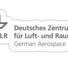 DLR - German Aerospace Center Sticker