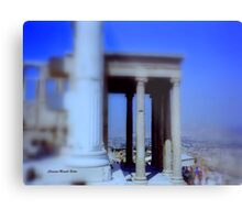 View from Parthenon Metal Print