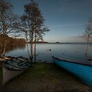 Lough Corrib by Simone Kelly