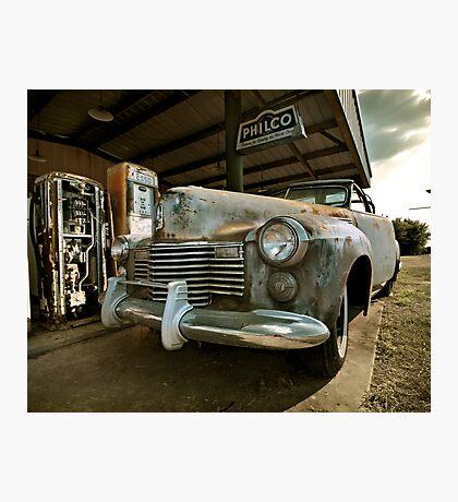 Abandoned 1944 Cadillac Photographic Print